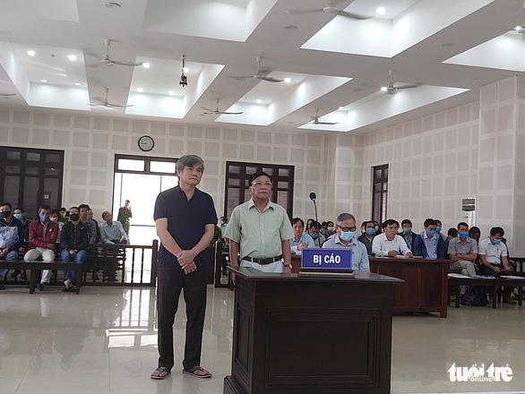 Xử vụ sai phạm tại dự án tái định cư Hòa Liên: Không chấp nhận triệu tập 2 cựu chủ tịch Đà Nẵng - Ảnh 1.