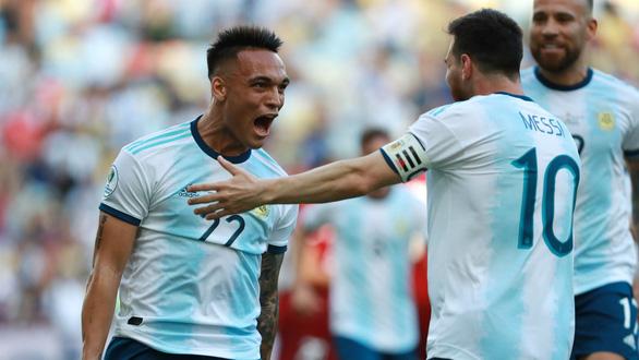 Vòng loại World Cup 2022 khu vực Nam Mỹ: Messi và cuộc sống mới ở tuyển Argentina - Ảnh 1.