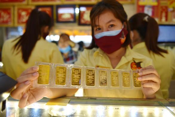 Hiệp hội kinh doanh vàng kiến nghị 'cởi trói' thị trường vàng - Ảnh 1.