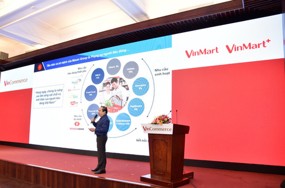 Nhiều chính sách mới tại Hội nghị Đối tác đầu tiên của VinCommerce, sau khi về tay Masan - Ảnh 1.