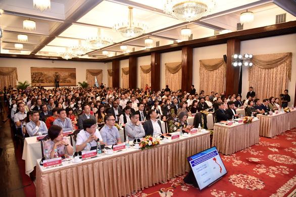 Nhiều chính sách mới tại Hội nghị Đối tác đầu tiên của VinCommerce, sau khi về tay Masan - Ảnh 3.