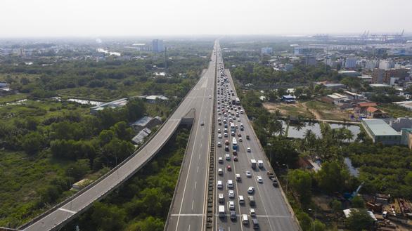 TP.HCM chờ Bộ Giao thông vận tải chủ trì họp đẩy nhanh 4 tuyến đường quan trọng - Ảnh 1.