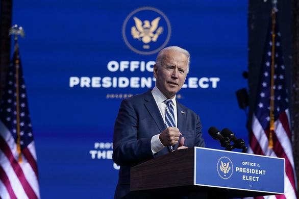 Nhóm ứng phó đại dịch COVID-19 của ông Biden gồm những ai? - Ảnh 1.