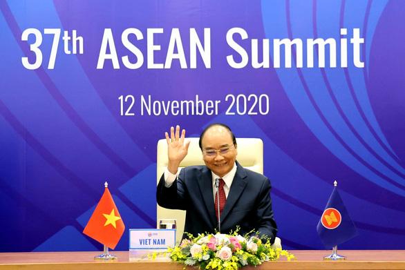 ASEAN quyết đẩy lùi đại dịch COVID-19 - Ảnh 1.