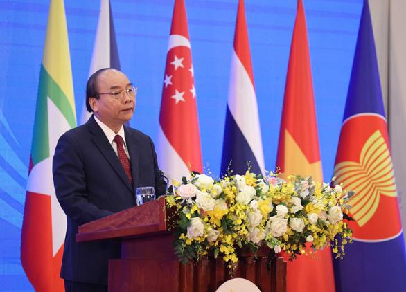 Việt Nam công bố đóng góp 100.000 USD vào Quỹ ứng phó COVID-19 tại ASEAN 37 - Ảnh 1.