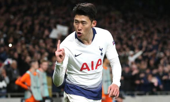 Son Heung Min xuất sắc nhất Premier League tháng 10 - Ảnh 1.