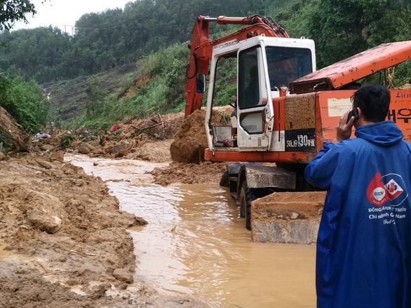 Bão số 9 làm Quảng Nam thiệt hại hơn 6.000 tỉ đồng - Ảnh 1.
