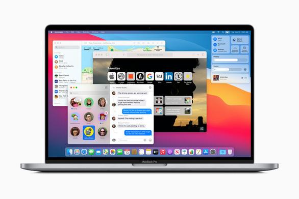 Trục trặc khi tải xuống hệ điều hành macOS Big Sur của Apple - Ảnh 1.