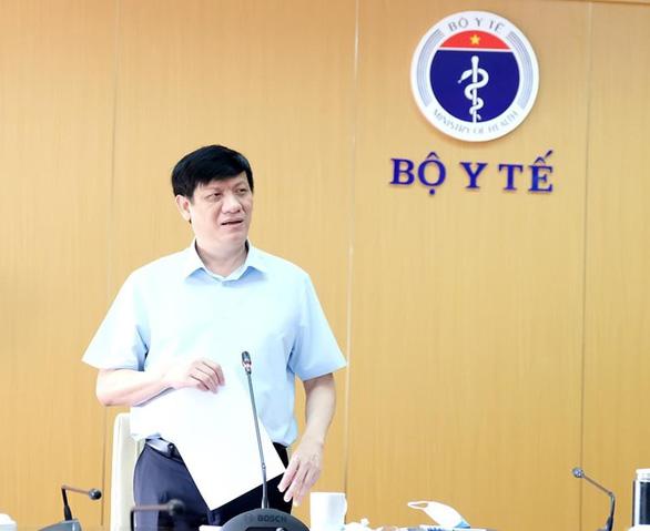 Chủ tịch nước bổ nhiệm bộ trưởng Bộ Y tế - Ảnh 1.