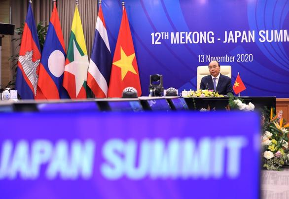 5 nước Mekong hợp tác quản lý nguồn nước với đối tác Hàn, Nhật - Ảnh 1.