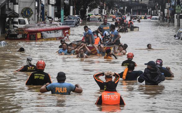 Bão Vamco làm 53 người chết ở Philippines, trở thành bão chết chóc nhất năm 2020 - Ảnh 5.