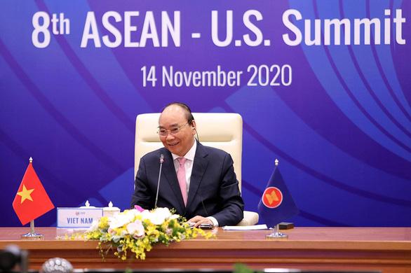 ASEAN hoan nghênh Mỹ đóng góp tích cực cho hòa bình, tự do hàng hải ở Biển Đông - Ảnh 1.