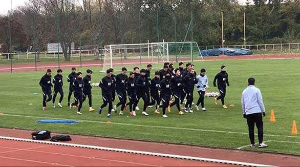 Điểm tin thể thao tối 14-11: Bốn cầu thủ tuyển Hàn Quốc dính COVID-19 - Ảnh 5.