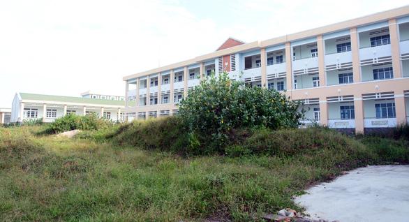 Kiểm tra toàn diện các gói thầu của trường nghề 60 tỉ đồng - Ảnh 1.