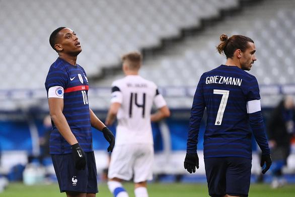 UEFA Nations League: Tuyển Pháp coi chừng vết xe đổ của Đức - Ảnh 1.