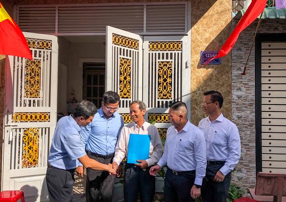 Điều chỉnh và cấp mới số nhà tại phường Tân Thới Hiệp, quận 12 - Ảnh 3.