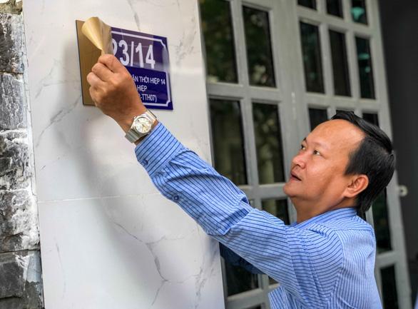 Điều chỉnh và cấp mới số nhà tại phường Tân Thới Hiệp, quận 12 - Ảnh 2.