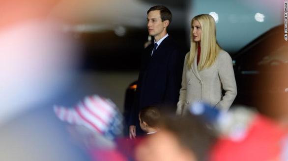Ivanka Trump chuyển trường cho con vì phụ huynh khác lời ra tiếng vào - Ảnh 1.