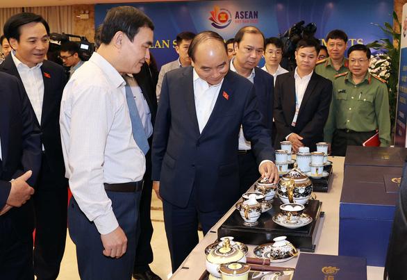 Minh Long là nhà tài trợ ASEAN 2020 - Ảnh 3.