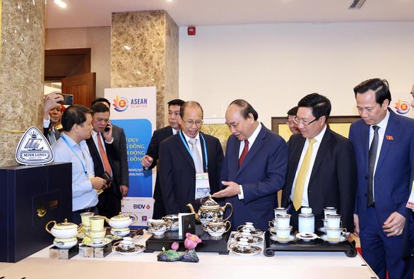 Minh Long là nhà tài trợ ASEAN 2020 - Ảnh 1.