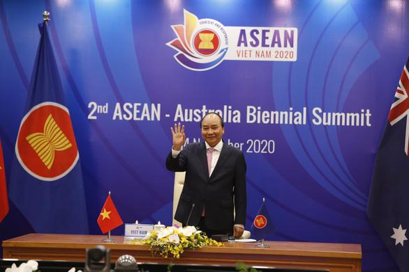ASEAN thắt chặt quan hệ với Úc và New Zealand - Ảnh 1.