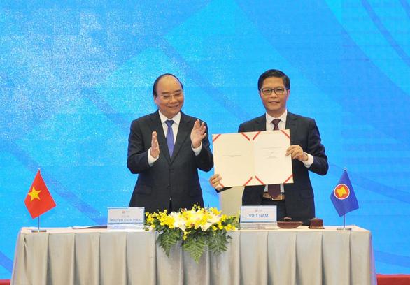 15 nước ký kết Hiệp định kinh tế quy mô lớn nhất thế giới - Ảnh 1.