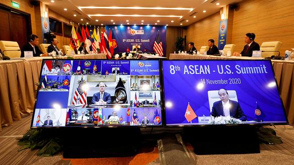 Mỹ giữ cam kết với ASEAN - Ảnh 1.