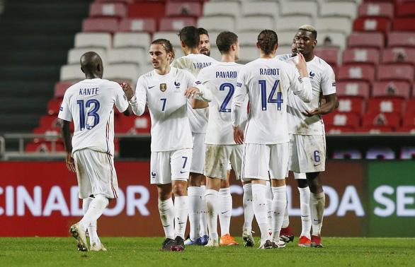 Ronaldo tịt ngòi, Bồ Đào Nha thua Pháp trên sân nhà - Ảnh 1.