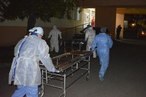 Cháy bệnh viện điều trị COVID-19 ở Romania, ít nhất 10 người chết - Ảnh 1.