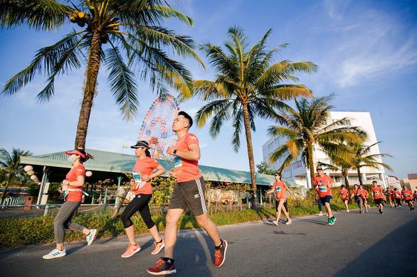 Vẻ đẹp của đường chạy xuyên rừng, tựa biển tại Vinpearl Phú Quốc - Ảnh 7.