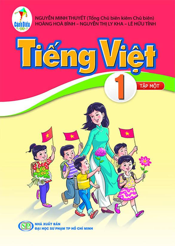 Công bố tài liệu chỉnh sửa sách giáo khoa Tiếng Việt 1 bộ Cánh Diều - Ảnh 1.