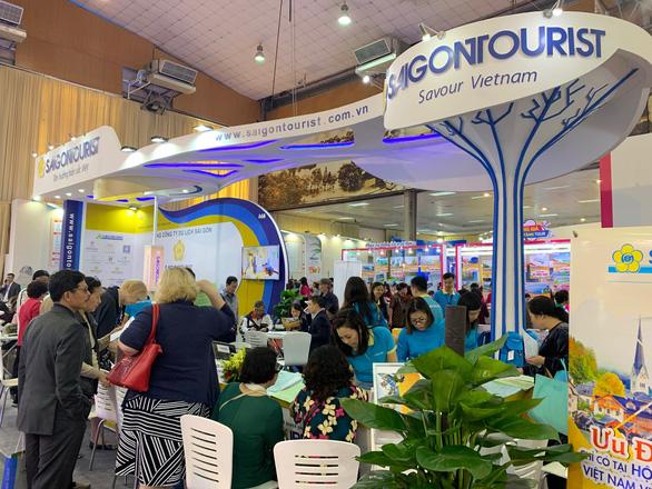 Saigontourist Group tham gia VITM Hà Nội 2020 - Ảnh 1.