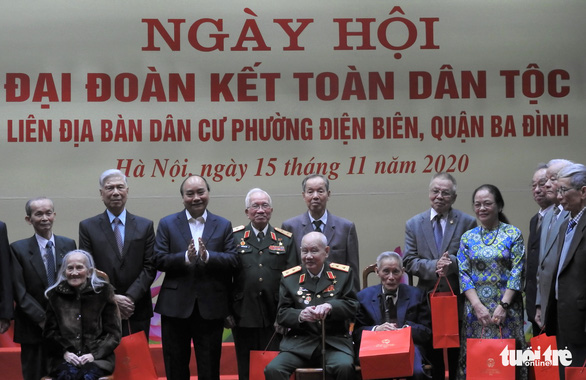 Thủ tướng Nguyễn Xuân Phúc: 'Thịnh vượng và phát triển, quyết chí ắt làm nên' - Ảnh 1.