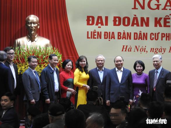 Thủ tướng Nguyễn Xuân Phúc: 'Thịnh vượng và phát triển, quyết chí ắt làm nên' - Ảnh 3.