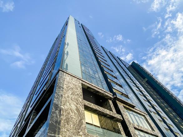 Sắp bàn giao tòa tháp đầu tiên của Sunshine Group tại TP.HCM - Ảnh 4.