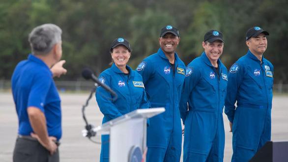 Thừa thắng xông lên, sáng mai SpaceX đưa 4 nhà du hành lên ISS - Ảnh 2.