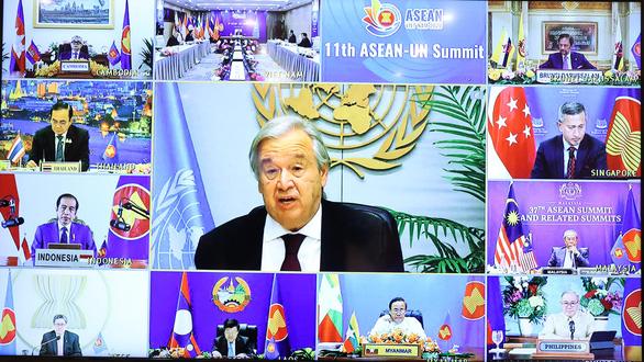 Liên Hiệp Quốc kêu gọi tuân thủ UNCLOS 1982 trên Biển Đông - Ảnh 1.
