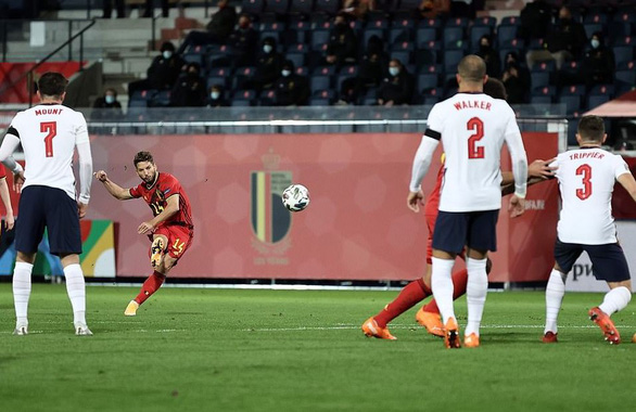 Tielemans và Mertens tỏa sáng, Bỉ khiến Anh trắng tay ở Nations League - Ảnh 2.