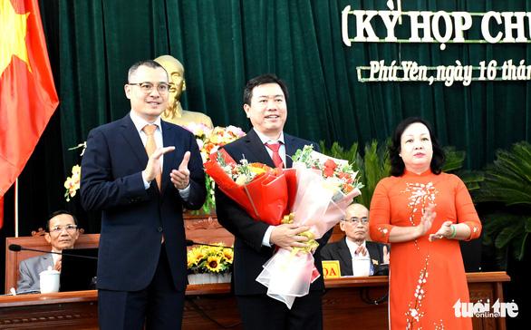 Phú Yên bầu bổ sung chủ tịch HĐND, chủ tịch và 2 phó chủ tịch UBND tỉnh - Ảnh 3.