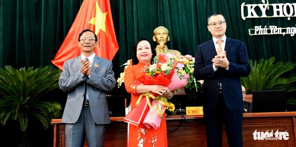 Phú Yên bầu bổ sung chủ tịch HĐND, chủ tịch và 2 phó chủ tịch UBND tỉnh - Ảnh 1.
