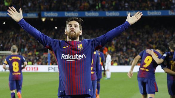 Nếu Messi là chủ tịch Barca - Ảnh 1.