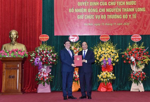 Thủ tướng trao quyết định, giao nhiệm vụ cho 2 tân bộ trưởng - Ảnh 2.