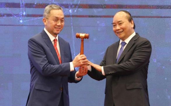 ASEAN hướng đến vai trò hạt nhân khu vực - Ảnh 1.