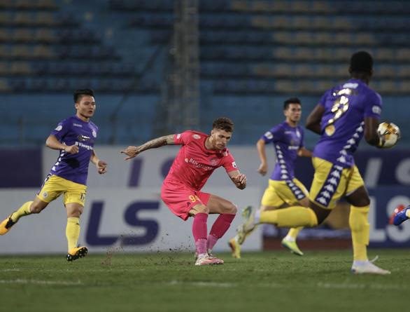 Geovane bỏ Sài Gòn, sang CLB Hà Nội: Chuyện rất cũ của V-League - Ảnh 2.