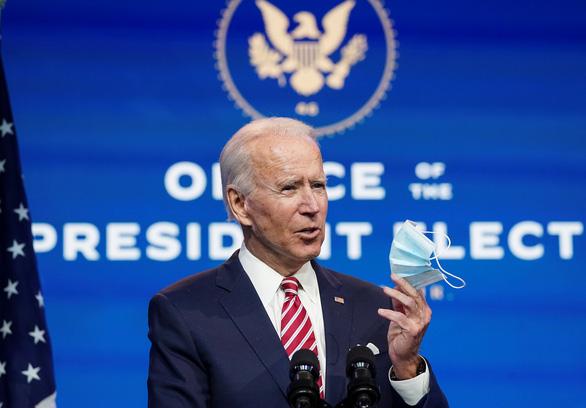 Ông Biden công bố nhân sự cấp cao trong Nhà Trắng - Ảnh 1.
