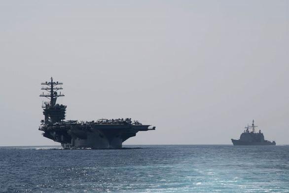 Mỹ muốn lập hạm đội đệ nhất để đối phó Trung Quốc - Ảnh 1.