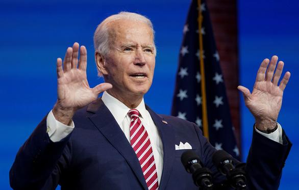 Ông Biden nêu ý tưởng tập hợp đồng minh, đặt luật chơi mới để nắn Trung Quốc - Ảnh 1.