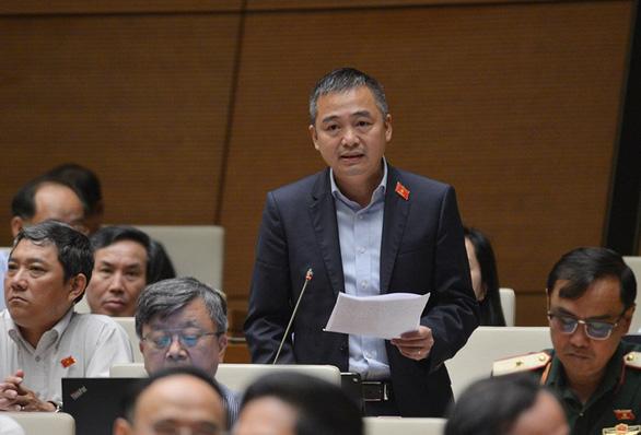 Kiến nghị hoãn thông qua Luật bảo vệ môi trường sửa đổi để thẩm định lại - Ảnh 1.