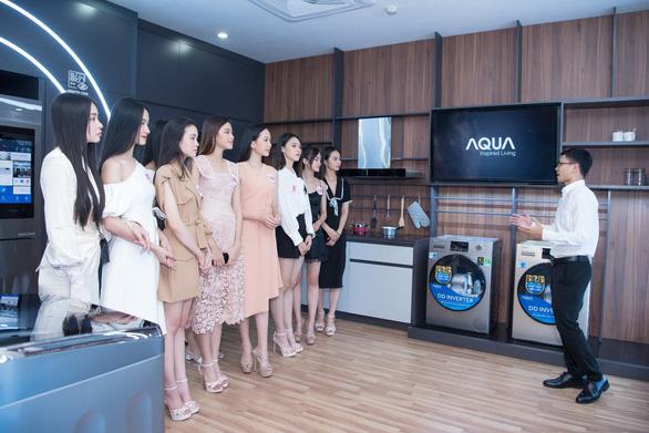 AQUA Việt Nam chào mừng thí sinh HHVN 2020  tham quan nhà máy tại Đồng Nai - Ảnh 2.