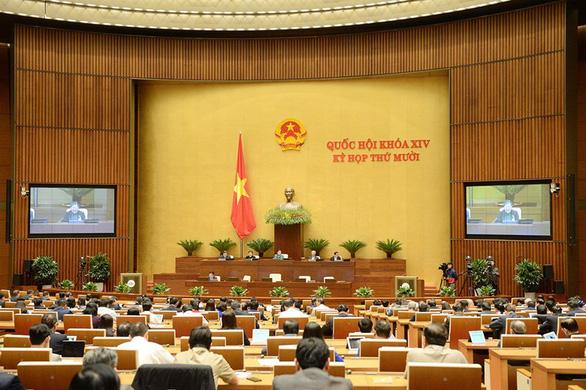 Quốc hội yêu cầu xây dựng cơ sở dữ liệu quốc gia về thủy điện - Ảnh 1.